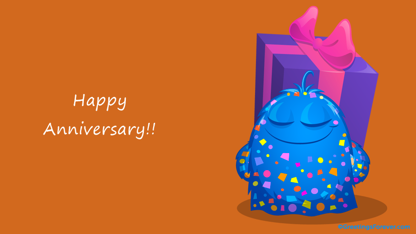 Ecard - Happy Anniversary