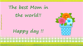 Ecards: Mother's Day