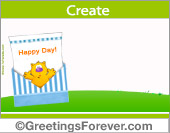 Create Father's Day ecard