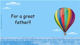 Father's Day ecard