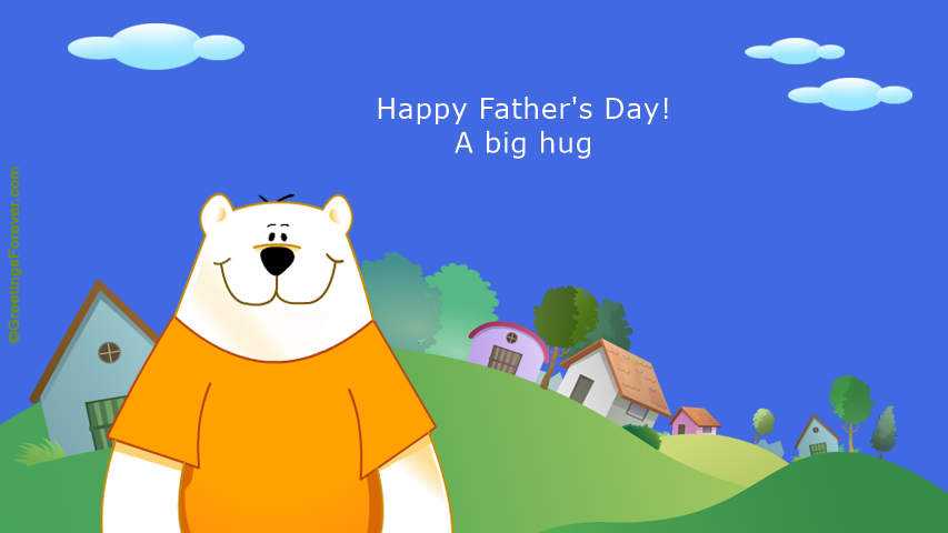 Ecard - Happy father's day!