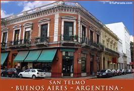 Foto de San Telmo - Buenos Aires