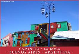 Foto de Caminito - Buenos Aires