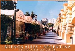 Buenos Aires Art Design.