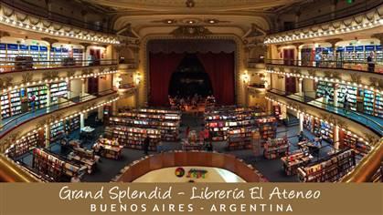 Grand Splendid - Librería El Ateneo