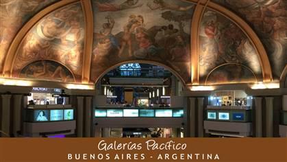 Galerías Pacífico - Buenos Aires
