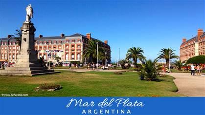 Mar del Plata - Gran Hotel Provincial