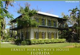 Ernest Hemingway's house - Florida