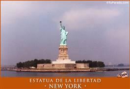 Foto de la Estatua de la Libertad - New York