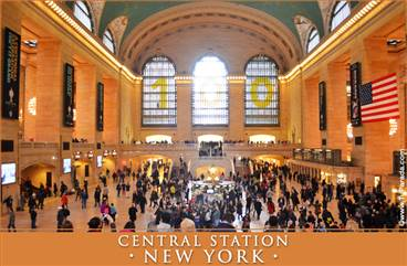 Foto de Central Station - New York