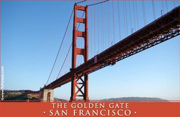 Foto The Golden Gate - San Francisco