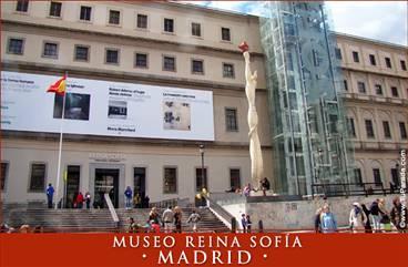Foto del Museo Reina Sofía - Madrid