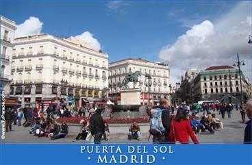 Tarjeta de Fotos de España
