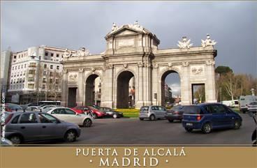 Foto de la Puerta de Alcalá - Madrid
