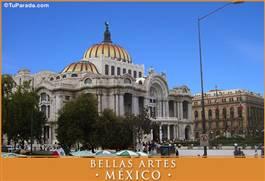 Bellas Artes - México