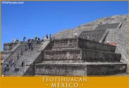 Foto de Teotihuacan