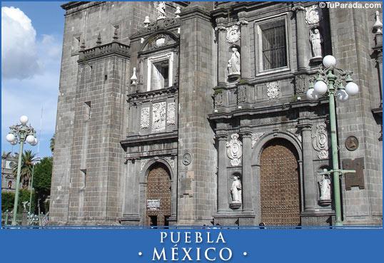 Tarjeta - Puebla - México
