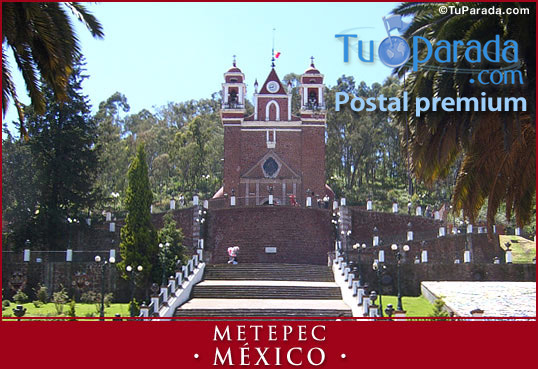 Tarjeta - Metepec - México
