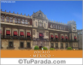 Tarjeta de Fotos de México