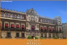 Zócalo - México