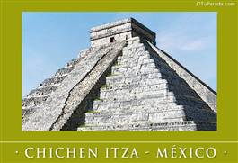 CHICHEN ITZA - MEXICO