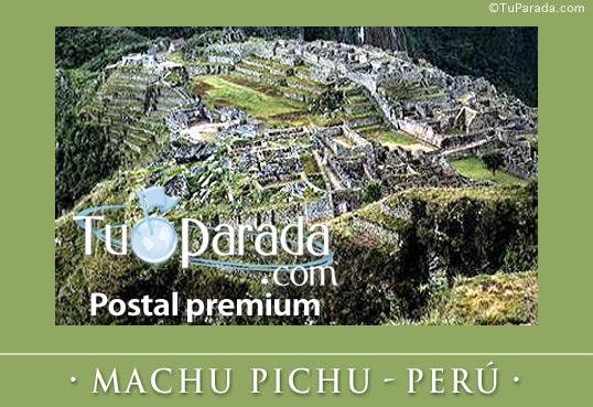 Tarjeta - Perú