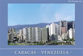 Tarjetas, postales: Fotos de Venezuela