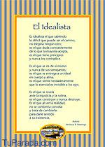 El idealista