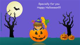 Halloween ecard