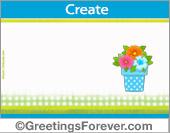 Create Names ecard