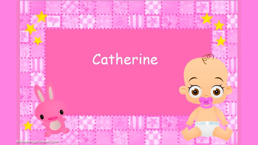 Ecard - Catherine