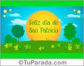 Tarjetas postales: Feliz día de San Patricio