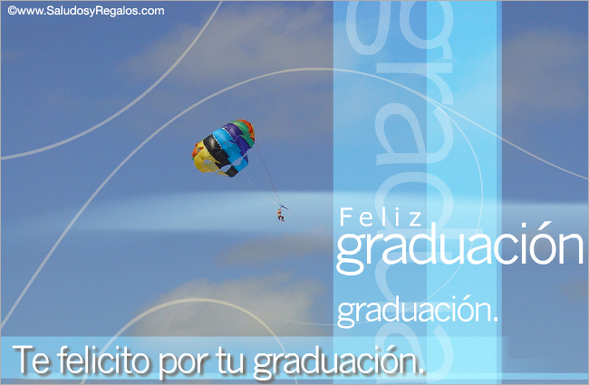 Tarjeta - Feliz Graduación