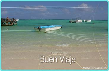 Buen viaje - Playa