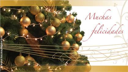 Tarjetas postales: Navidad y Felices Fiestas