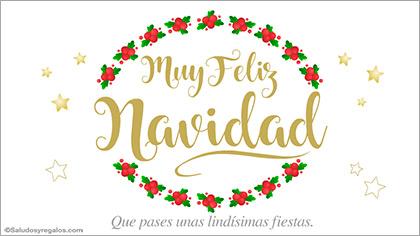 Muy feliz Navidad especial