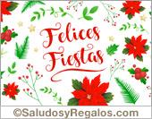 Felices Fiestas Formales
