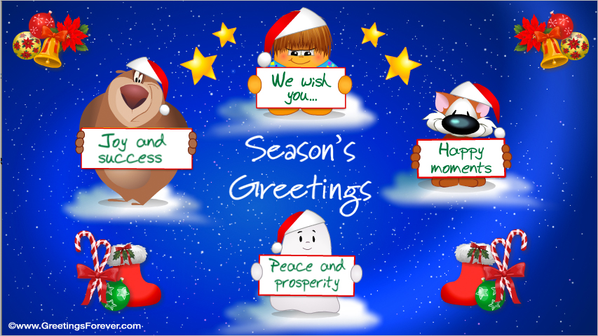 Ecard - Best wishes ecard for you
