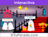 Tarjeta - Tarjeta de amor con Fantasmín