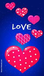 Fondo para celular: Love