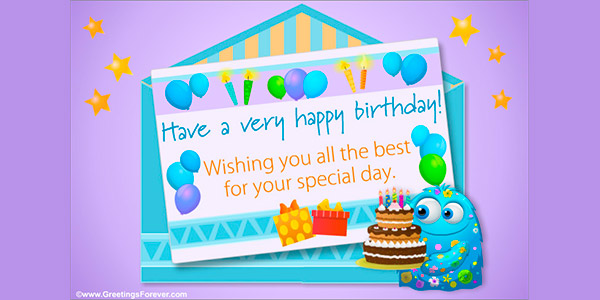 Ecards Greeting Cards Free Birthday