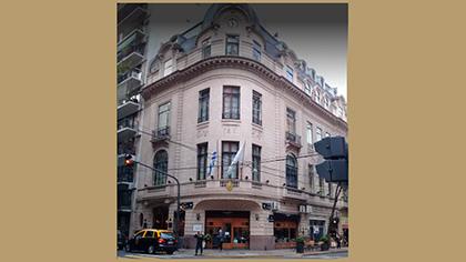 Embajada Uruguay