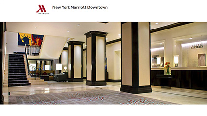 Marriott NYC Financial