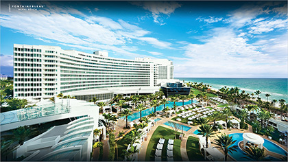 Fontainebleau Hilton Resort & Towers