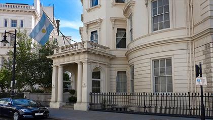 Consulado de Argentina en España