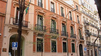 Embajada de Brasil en España