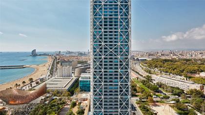 Ritz-Carlton Hotel Arts Barcelona