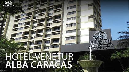 Hotel Venetur Alba Caracas