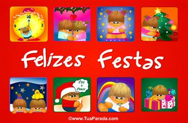 Felizes Festas