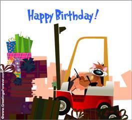 Special Birthday eCard